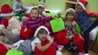 новогоднее поролоновое шоу детям и подросткам