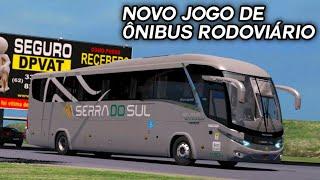 IncrÍvel Novo Jogo De Ônibus Rodoviária Brasileiros Para Android - Elite Bus Simulator Novidades