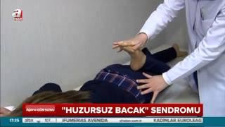 Uzm.Dr. Nuran Gün Huzursuz bacak'' nasıl tedavi olur