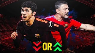 How Barcelona B could make the great escape under Garcia Pimienta