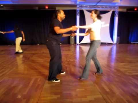 Marlon Int'l & Lida social dancing WCS in Palm Springs 12.29.12