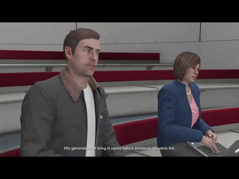 GTA V Online The Doomsday Heist Story  Act 2