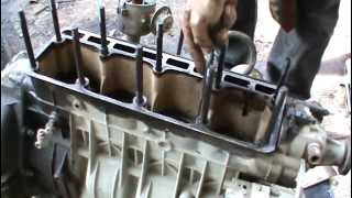 видео Головка блока цилиндров ЗМЗ-402 ГАЗ-2705