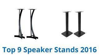 9 Best Speaker Stands 2016