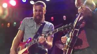 """Red Wanting Blue """"Champagne Supernova"""" Live @ The Bowery Ballroom 8-15-14"""