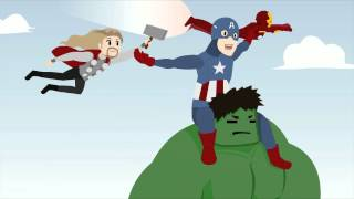 Video The Avenging Avengers Show Ending Clip download MP3, 3GP, MP4, WEBM, AVI, FLV November 2017