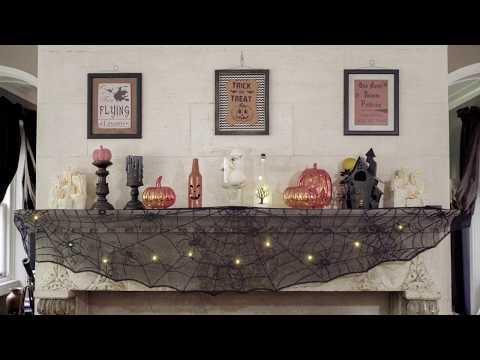 Haunted Mantel Decor - Spirit Halloween