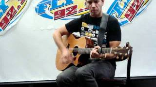 FLY92.3 Welcomes... ANDY GRAMMER - The Pocket & Biggest Man In Los Angeles