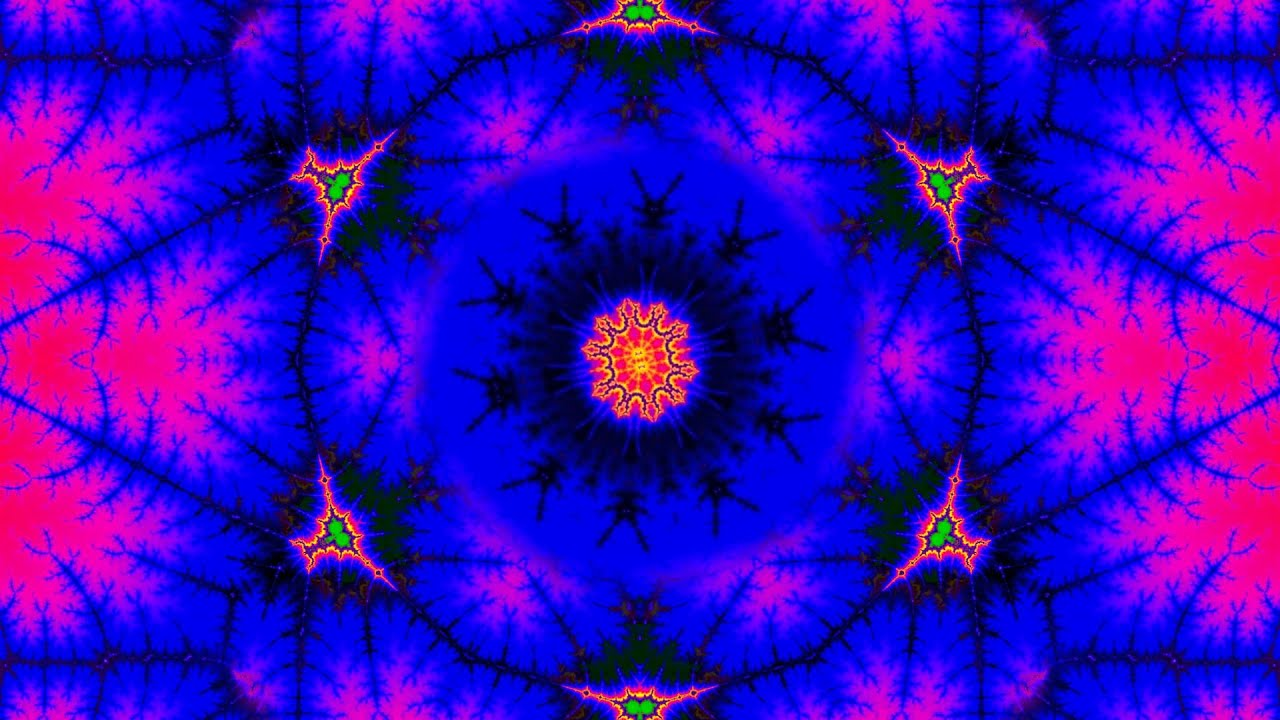 Color art kaleidoscope - Color Art Kaleidoscope 85