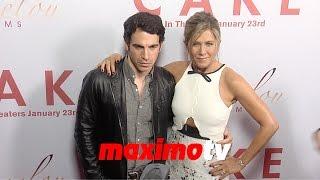 Jennifer Aniston, Chris Messina CAKE Los Angeles Premiere Arrivals