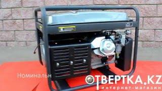 Бензиновый генератор DEMARK DMG 7500 FE смотреть