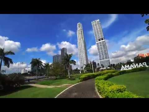 Panama City | 8 KM run | 25.11.2017 | Sony Action Cam FDR-X3000R