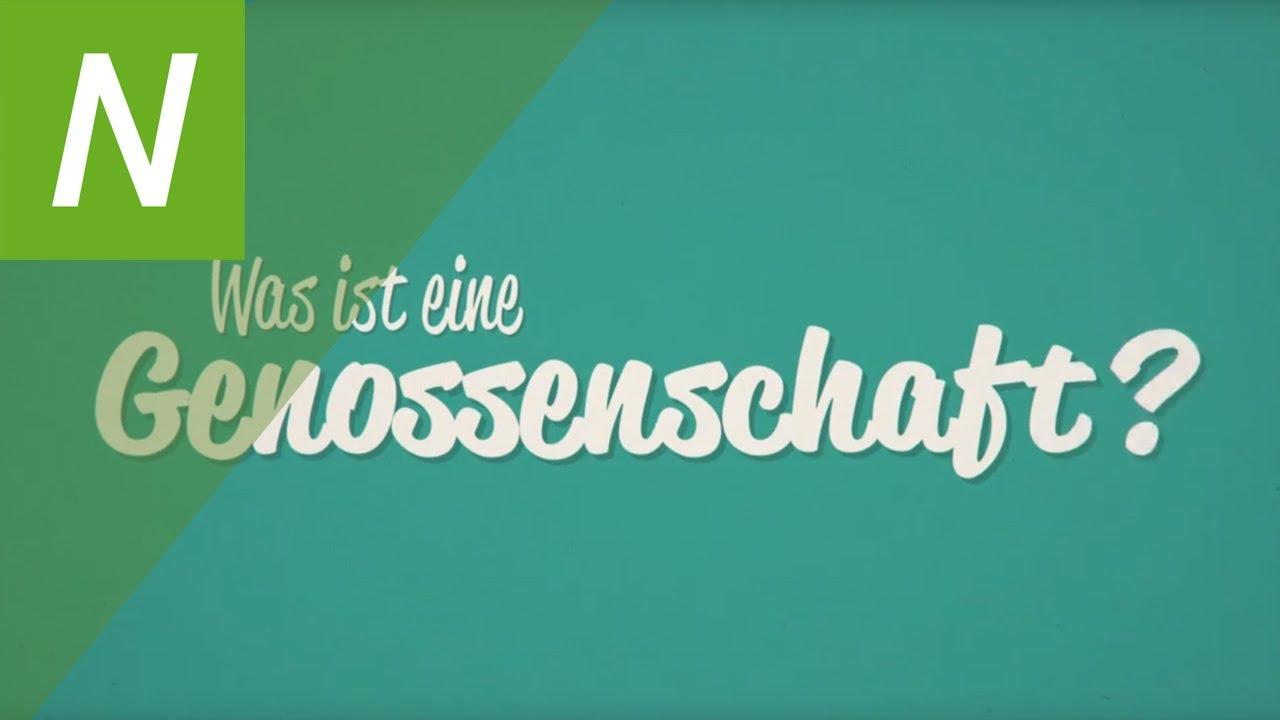 Genossenschaften von A bis Z Folge 1 (deutsch) - YouTube