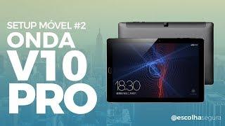 ONDA V10 PRO | análise do TABLET ANDROID 4GB/64GB com MICROHDMI ( especial MASS EFFECT! )