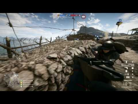 IRON WALLS OPERATION (Italy/Austro-Hungarian Empire) - Battlefield 1 Live Gameplay