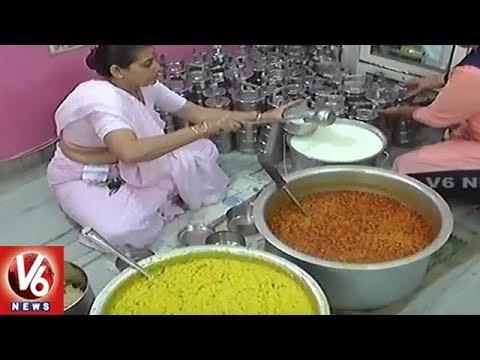 Shri Nimesh Tanna Charitable Trust Helps Senior Citizens || Mumbai || V6 News