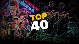 Top 40 - As Melhores Músicas de Stranger Things