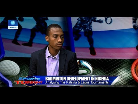 Anu Opeyori Becomes Nigeria's Badminton Champion |Sports Tonight|