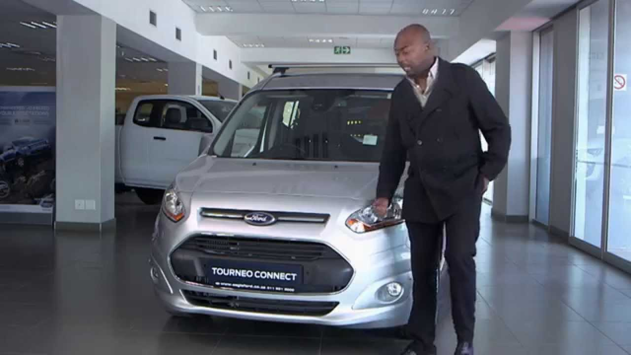 Obi Reviews The Ford Grand Tourneo Connect Youtube