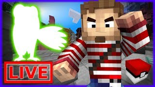 Minecraft PIXELMON DARK LIVE! #2 - Unova Legends! (Modded Minecraft )