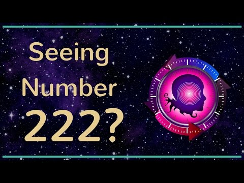 Numerology Number 222: Seeing 222 Everywhere?