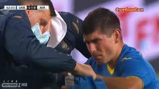 Украина Северная Ирландия 1 0 Наконец то победили