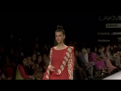 Designer Joy Mitra suggests to wear anarkali with dupatta for Diwali