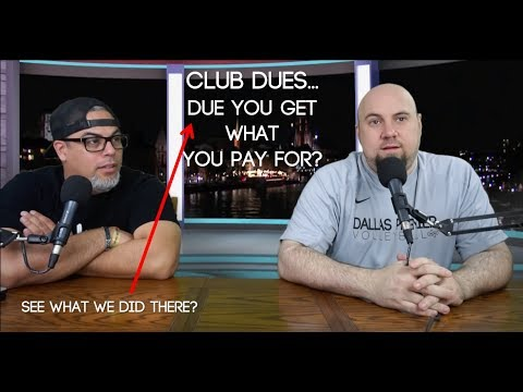 Club Volleyball Dues - Due You Get What You Pay For?