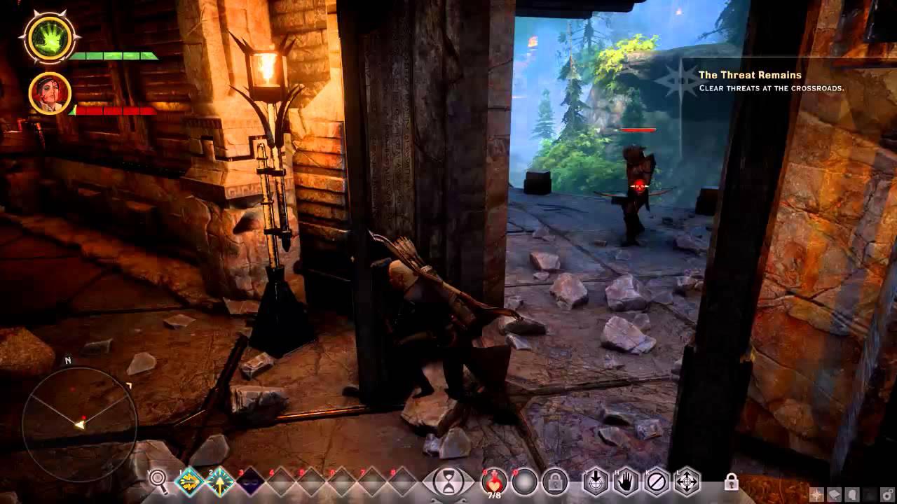 Dragon Age Inquisition The Hinterlands Vault Of Valammar Tier 3 Schematic Farm Quest Walkthrough Youtube