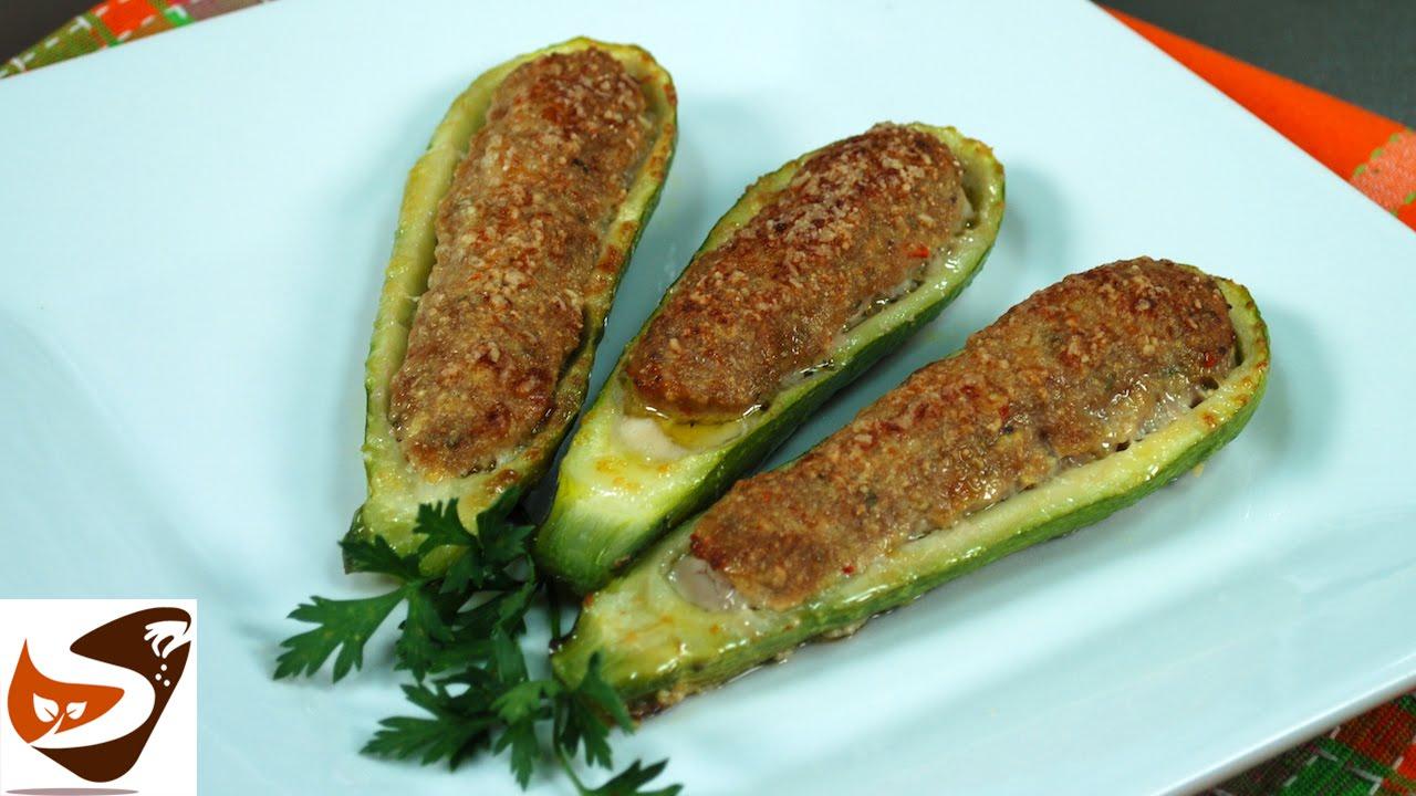 Zucchine ripiene, facilissime e buonissime , ricette estive