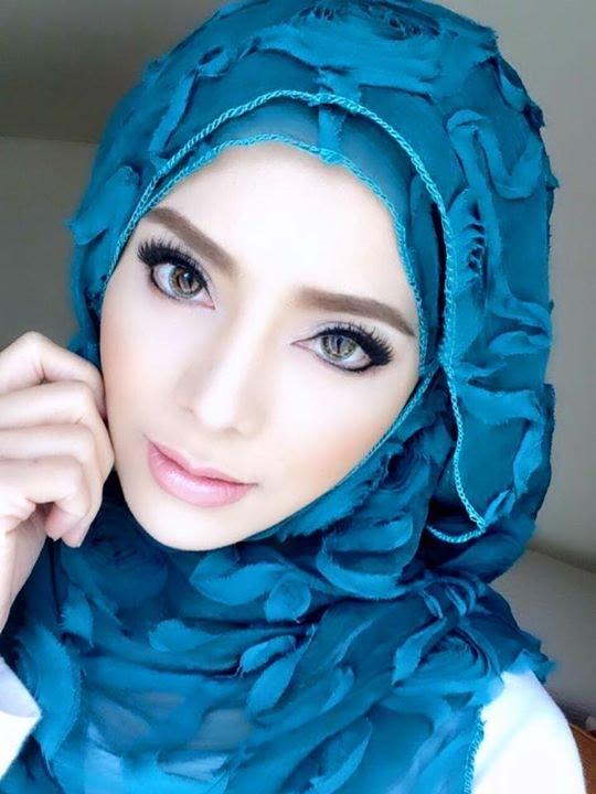 Hijab Tutorial-29🌟 Cara Memakai Jilbab Pashmina Simple ...