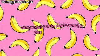 Anitta With Becky G - Banana (Türkçe Çeviri)