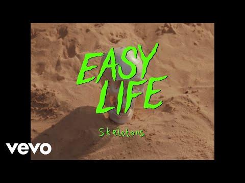 easy life - skeletons (Visualiser)
