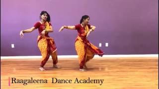 Yerrani Kurradani Gopala | Raagaleena Dance Academy | Choreography by Anusha & Priyanka