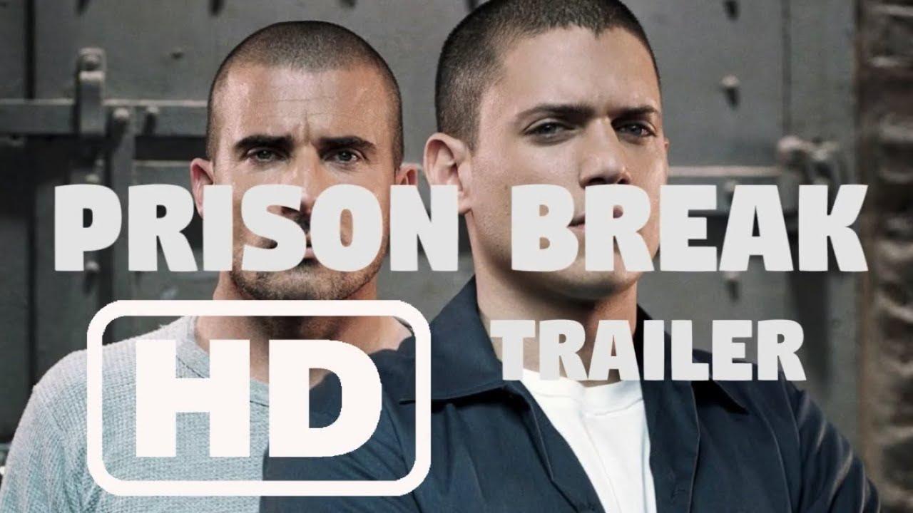 Prison break Temporada 6 Tráiler (estreno nueva temporada) - YouTube