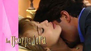 Paulina sucumbirá ante la pasión de Carlos Daniel La Usurpadora Televisa