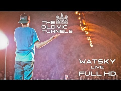 George WATSKY Concert at The Old Vic Tunnels FULL HD