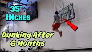 Asian Kid 5 Feet 10 Inches DUNKS After 6 MONTHS OF TRAINING