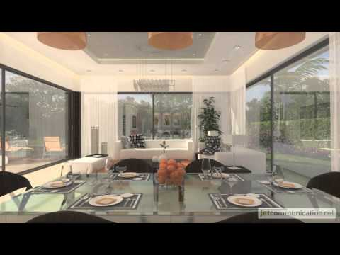Sindibad Beach Resort - Casablanca - 3D Video Versión 5min