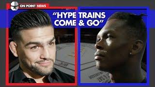 Gastelum On Israel - 'Hype Trains Come & Go', BJ Penn Responds To Restraining Order