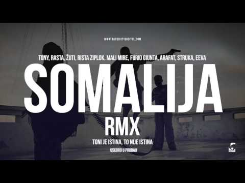 Zli Tony - Somalija BASSIVITY RMX