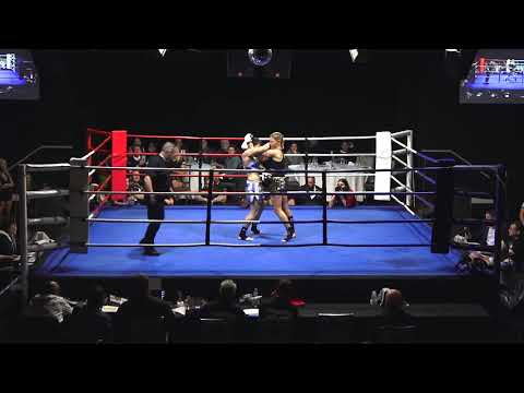 Showdown 8 Fight 13 Jacinta Austin Vs Brooke Mitchell