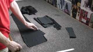 видео Пошив брюк | Технология обработки мужских и женских брюк