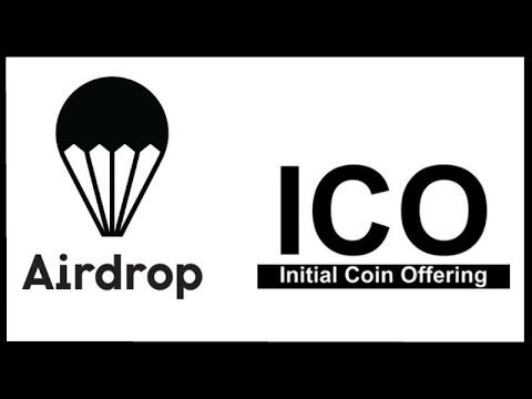 Airdrop and ICO Explained - Crypto Knowledge