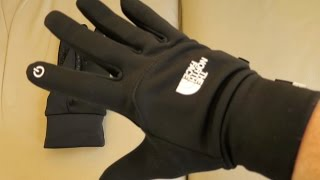 New North Face ETIP Gloves Covent Garden London