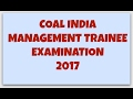 How To Prepare For Coal India Management Trainee Exam | Syllabus | Books | Strategy