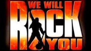 Gambar cover Lirik Lagu Five,Queen - We Will Rock You