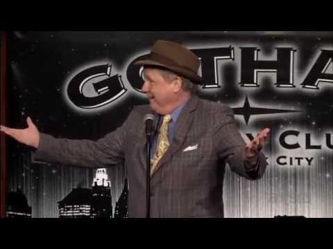 Harry Anderson Stand Up Comedy Live Gotham Comedy Club