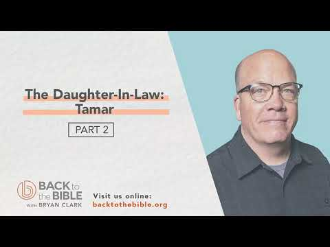 A Hope-Filled Christmas - The Daughter-In-law: Tamar pt. 2 - 2 of 20
