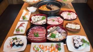 Hot pot and sushi TOKYO GINZA KOMA